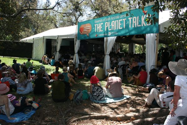 Planet Talks by Josh Penley 2014