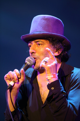 Rachid Taha by Tony Lewis 2014