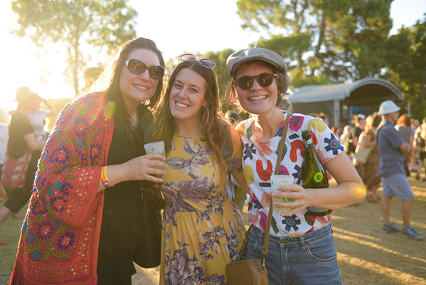 WOMADelaide 2018 - Nicky Mellonie